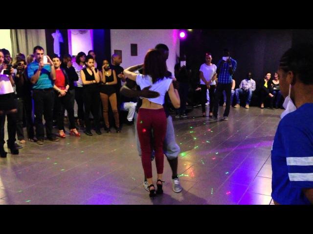 Kizomba MusicalitY 2014- Ennuel Hakima - Démonstration de fin de cours