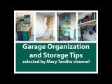 Как удобно организовать пространство в гараже и оборудовать мастерскую – смотрите идеи на видео.