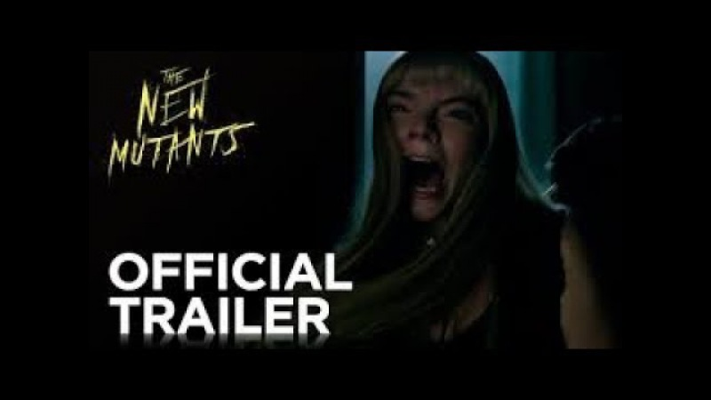 The New Mutants | Official Teaser Trailer 2018 HD