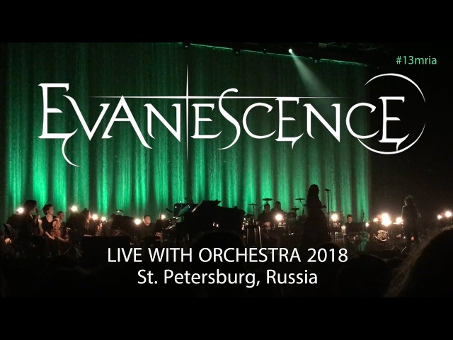 Evanescence – Unraveling Imaginary @ St Petersburg 15.03.2018