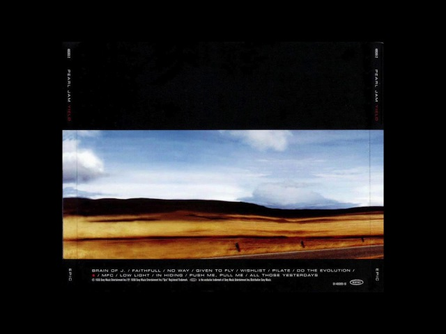 Pearl Jam - Yield (FULL ALBUM)