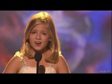 Jackie Evancho singing Nessun Dorma on AGT Sept 14th 2011