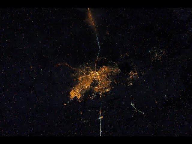 Плоская Земля как инфузория Туфелька в болоте Космоса