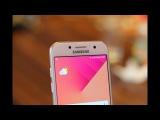 Обзор Samsung Galaxy A3 2017 года