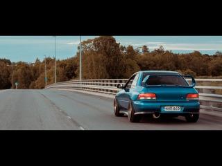 Subaru WRX STI | Old School Scooby (4K)