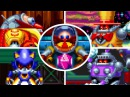 Sonic Mania All Bosses Ending