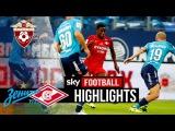  HD  Zenit vs Spartak 5 - 1