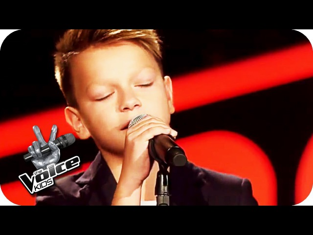 Shawn Mendes - Three Empty Words (Andrej) | The Voice Kids 2017 | Blind Auditions | SAT.1