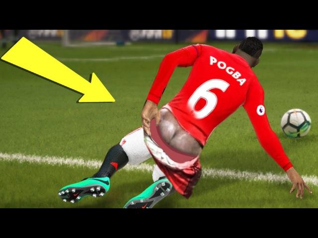 Best FIFA 18 FAILS ● Glitches Goals Skills ● 6