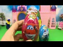 Super Wings Surprise eggs Toys Paw Patrol Toys Smart EGG