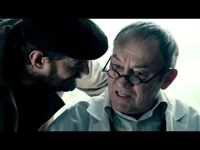 Метод: Бергич уговаривает Меглина лечь в психиатрическую клинику из сериала Мет...