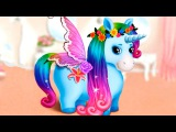 Pony Sisters Hair Salon 2 Makeover, Hair Care Games for kids