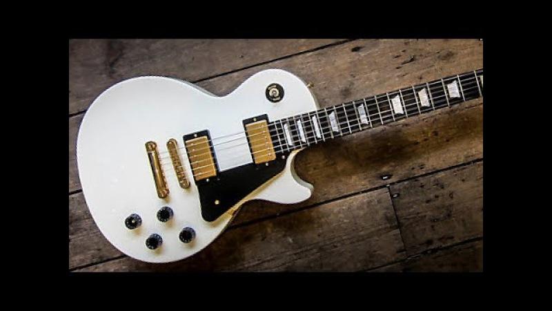 Soaring Bluesy Rock | Guitar Backing Track Jam in C