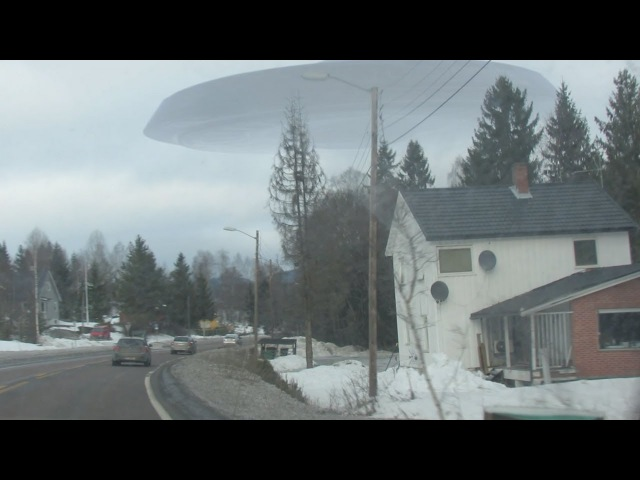 New pictures of the NEW ENGLAND UFO during Winter storm