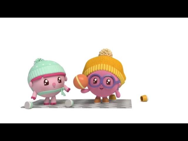 Малышарики - Модница (Серия 118) Мультики для малышей от 1 года