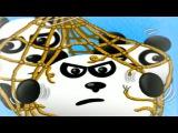ТРИ ПАНДЫ / Приключение на острове в Бразилии / Игровой мультфильм для детей от КИДА #ПУРУМЧАТА