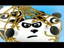 ТРИ ПАНДЫ / Приключение на острове в Бразилии / Игровой мультфильм для детей от КИДА ПУРУМЧАТА