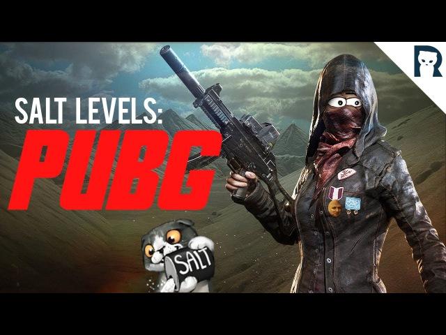 Salt Levels: PUBG - Lirik Stream Highlights 27