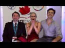 Kaitlyn WEAVER Andrew POJE FD 'Je Suis Malade' Skate Canada 2017 No Commentary