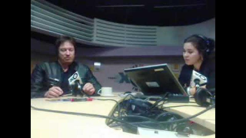 Alan Wilder - интервью на радио Эхо Москвы 2007 (part 4/4)