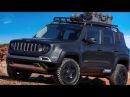 2018 Moab Easter Jeep Safari Concepts