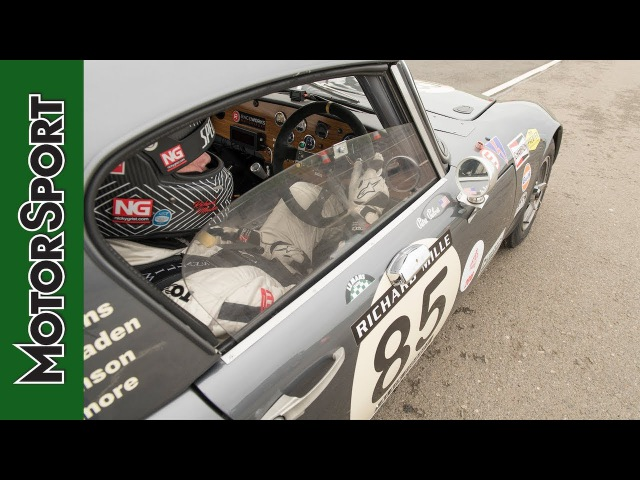 In conversation with Dickie Meaden driver of the Lotus Elan 26R How To Drive Episode 3