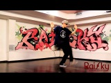Антон Жуков - Hip Hop Choreo - RaiSky Dance Studio