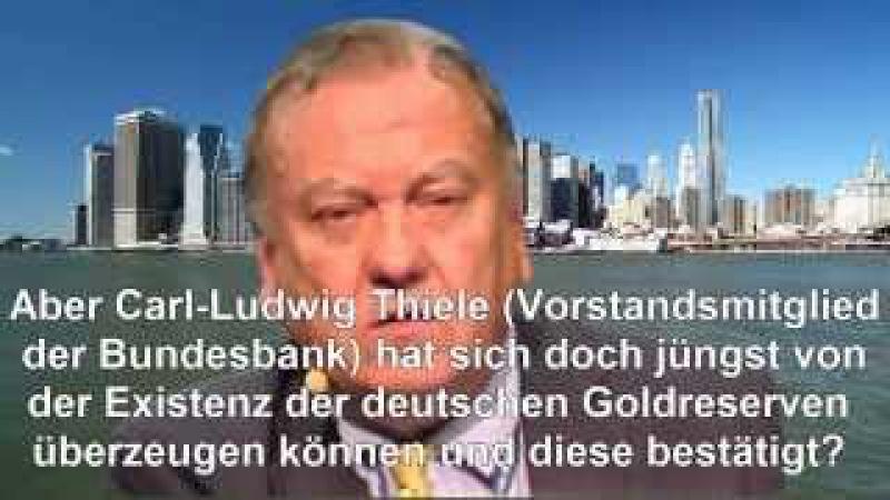 SWM | deutsche Goldreserven verloren