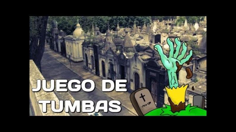 Juego de Tumbas - Macabro Ritual de Invocación en el Cementerio