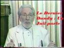 Le Dernier Dandy Un Juif parle par Roger Dommergue Polacco de Menasce