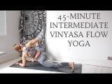 45-MINUTE DYNAMIC YOGA FLOW Динамическая фитнес- йога