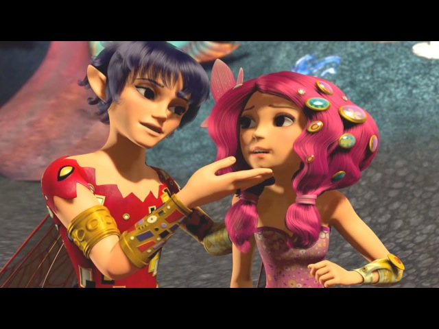Мия и Я - 1 сезон 25 серия - Предложение Пантеи   Мультики для детей про эльфов, единорогов