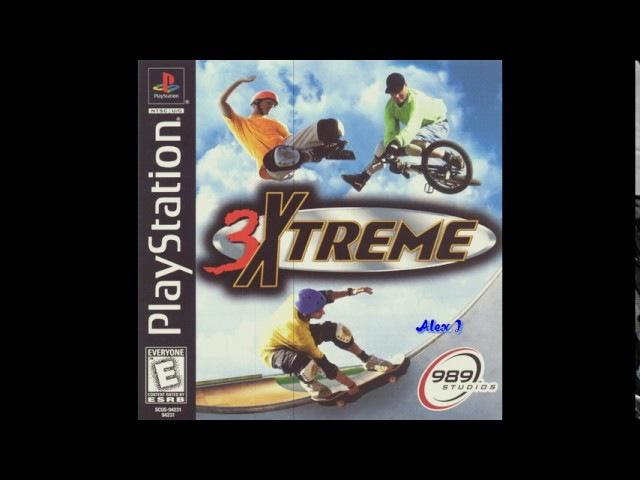 [NostalgiA] [Sony Playstation] 3xtreme - Full Original Sound