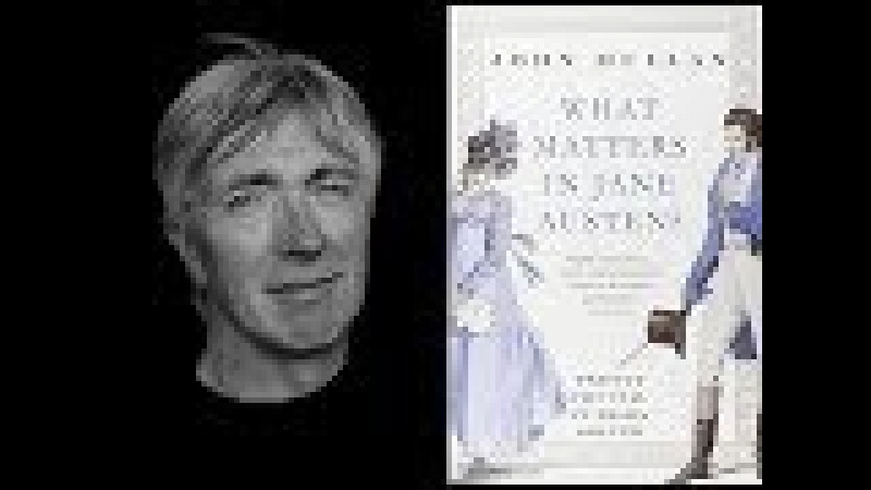 Live streaming of Prof. John Mullan's talk 'What Matters in Jane Austen?'