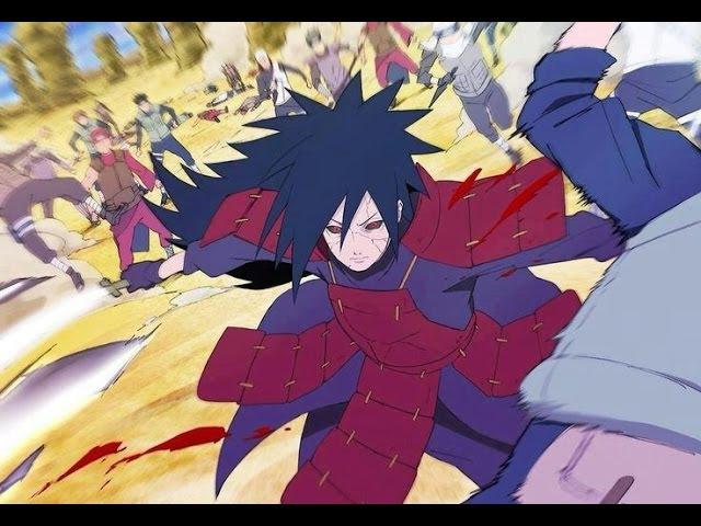 NARUTO Shinobi Alliance vs Uchiha Madara