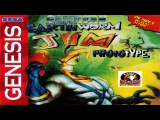 Earthworm Jim Prototype GameFan Magazine Longplay (Sega Genesis) 60 FPS