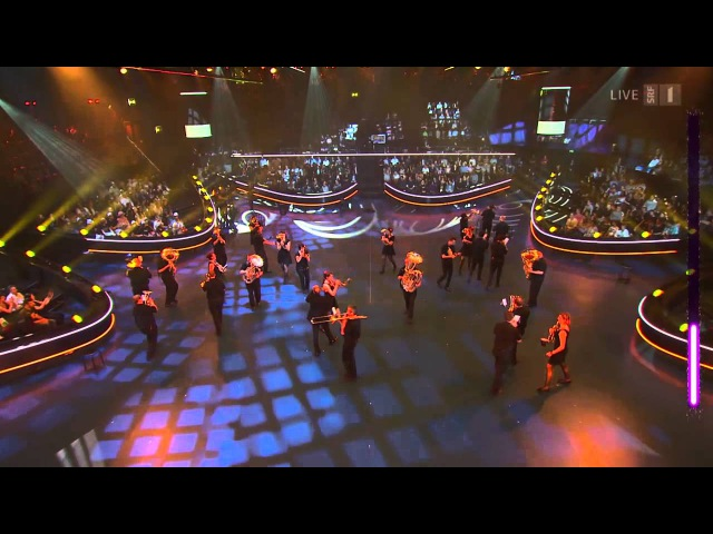 Divert'in Brass - Joe Le Taxi, Papaoutai und Dont Stop Me Now - srfkdo