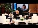 Mila Kunis Kate McKinnon and Ellen Share Their 'The Bachelor' Obsession