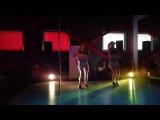 Pole Dance Duet - Виктория Гамидова и Наталья Соколова