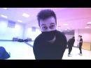 Часть 2 Танцуем под GAZIROVKA Black Танцующий Чувак Танцы в моей кровати