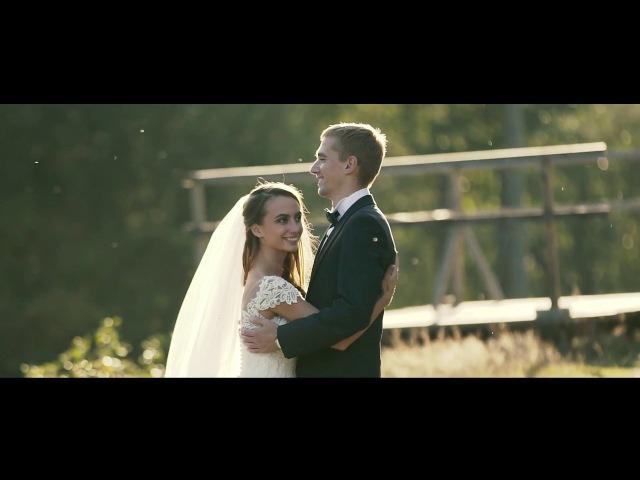Весільний кліп Михайла та Лілії 10.06.2017