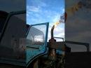 Техника на грани фантастики (Огнедышащий трактор)