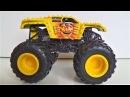 Машинки hot wheels монстр трак игрушки для мальчиков видео про машинки для детей