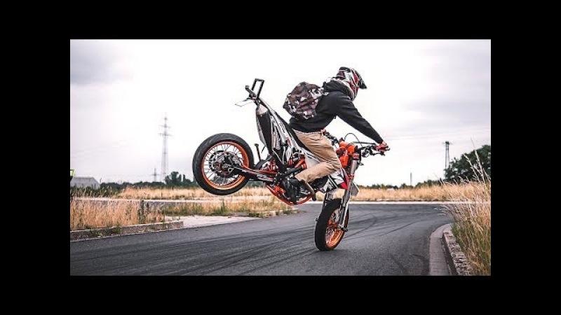 STAHLWERK TAKEOVER! Stunt Edit with NTK, Zegast, Seakyy and more! EDGESOFSUPERMOTARD