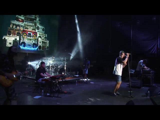 Бумбокс 11 Колишня Live Бандерштат Головна сцена 05 08 2017