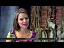 Entrevista con Verónica Castro, actriz, cantante y presentadora de la televisión mexicana YouTube