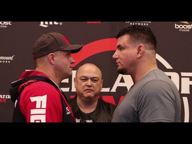 Чемпионы UFC защитили титулы, соперник Федора или Мира в полуфинале гран-при Bellator