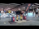 Konstantine Janashia Deadlift 370x6 kg Arnold Strongman Classic 2017 Barcelona