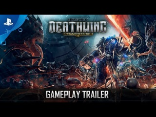 Space Hulk: Deathwing Enhanced Edition - Gameplay Trailer   PS4