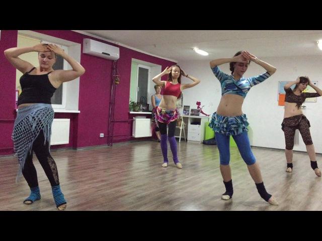 Viktoriya Gospodinova's dance school Agibni Kulak
